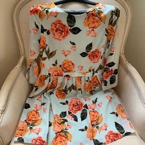 Floral CeCe Dress